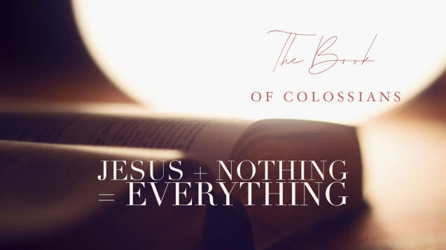 The Book of Colossians_16x9