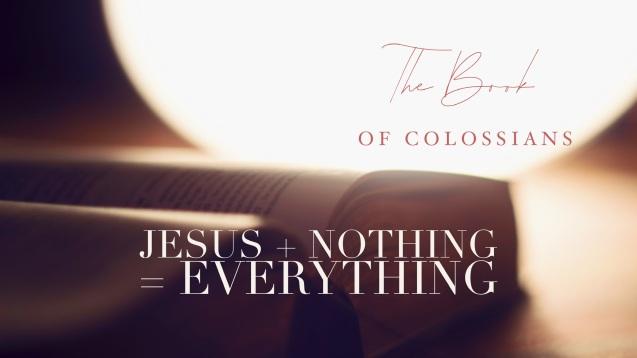 The Book of Colossians_16x9